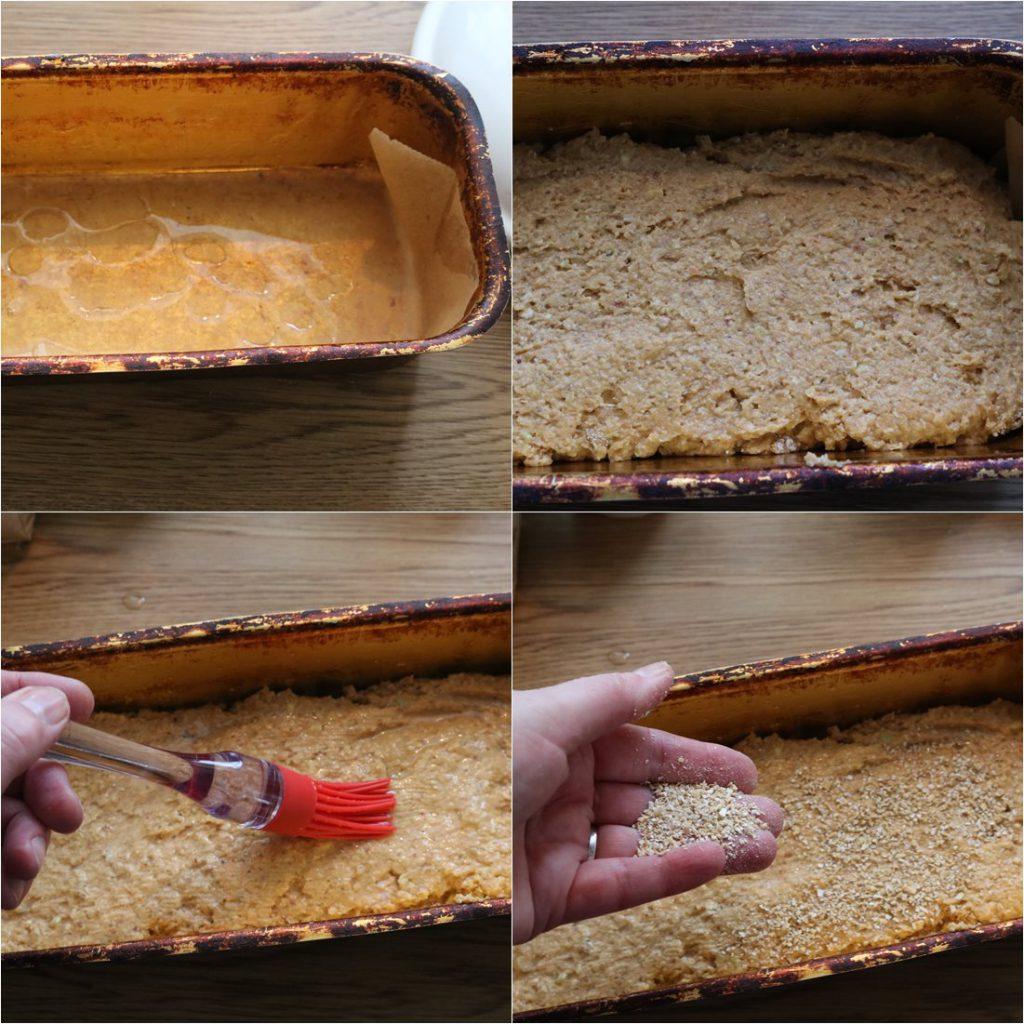 formkake i brødform