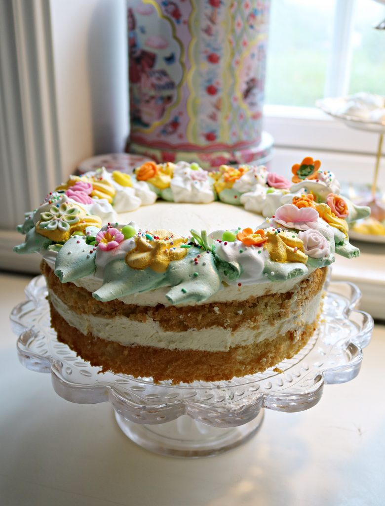 lett liten kake